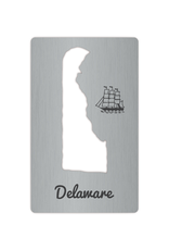 ZOOTILITY TOOLS OPEN BEER SEASON DELAWARE WALLET OPENER