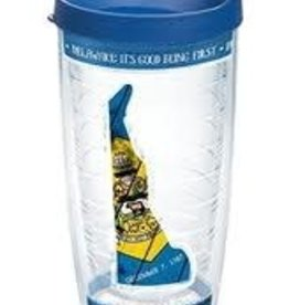 TERVIS TUMBLER COMPANY DELAWARE STATE OUTLINE 16OZ