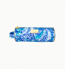 LIFEGUARD PRESS INC. PENCIL POUCH (ROUND) WAVE AFTER WAVE
