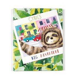 JELLYCAT INC. Book Cyril's Big Adventure
