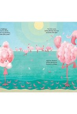 JELLYCAT INC. BOOK FLO MAFLINGO HOW PINK CAN SHE GO