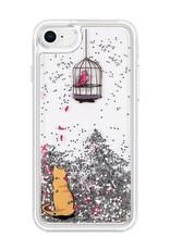 VERA BRADLEY 23010 Glitter Flurry Case for iPhone 7/8 Cat's Meow
