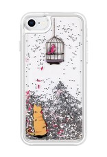 VERA BRADLEY Glitter Flurry Case for iPhone 7/8 Cat's Meow
