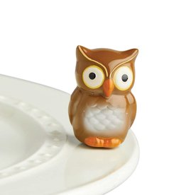 NORA FLEMING Mini Be Whoo You Are!
