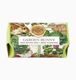 MICHEL DESIGN WORKS Bath Bar Soap Garden Bunny