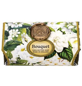 MICHEL DESIGN WORKS BATH BAR SOAP BOUQUET