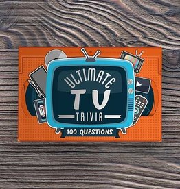 GIFT REPUBLIC LIMITED ULTIMATE TV TRIVIA