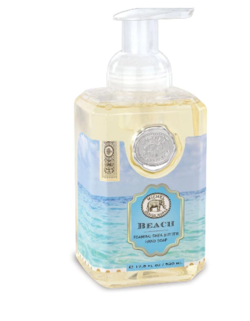 MICHEL DESIGN WORKS Foaming Soap Beach
