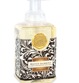 MICHEL DESIGN WORKS FOA182 FOAMING SOAP Honey Almond