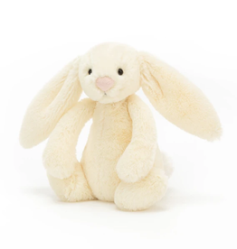 JELLYCAT INC. Bashful Bunny Small Buttermilk