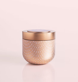 CAPRI BLUE/DPM FRAGRANCE Pink Grapefruit & Prosecco Gilded Tin 12.5 oz GILDED MUSE COLLECTION