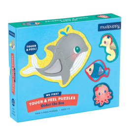 PUZZLE UNDER THE SEA TOUCH & FEEL
