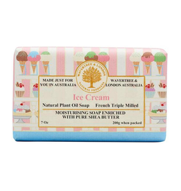 AUSTRALIAN NATURAL SOAP ICE CREAM SOAP