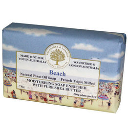 AUSTRALIAN NATURAL SOAP BAR SOAP BEACH 7oz.