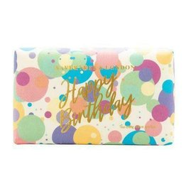 AUSTRALIAN NATURAL SOAP BAR SOAP HAPPY BIRTHDAY