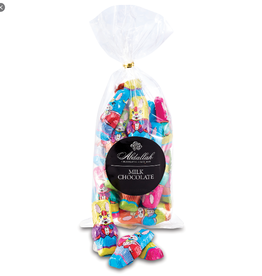 ABDALLAH CANDIES CANDIES FOILED CHOCOLATE RABBITS BAG 7.5oz.