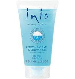 FRAGRANCE OF IRELAND Inis the Energy of the Sea Travel Size Shower Gel 2.9 fl. oz.