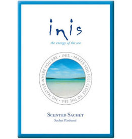 FRAGRANCE OF IRELAND Inis the Energy of the Sea Scented Sachet 0.46 oz.