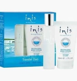 FRAGRANCE OF IRELAND Inis the Energy of the Sea Traveler Duo Set
