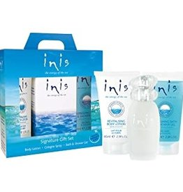 FRAGRANCE OF IRELAND Inis the Energy of the Sea Signature Gift Set