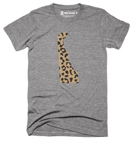 THE HOME T Delaware Leopard Shirt