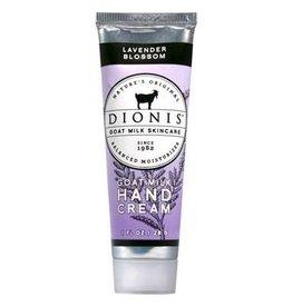 DIONIS INC DIONIS -Lavender Blossom Natural Goat Milk Hand Cream 1oz.