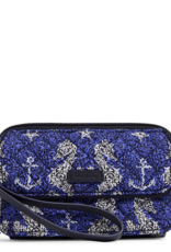 22887 Iconic RFID All in One Crossbody Seahorse of Course