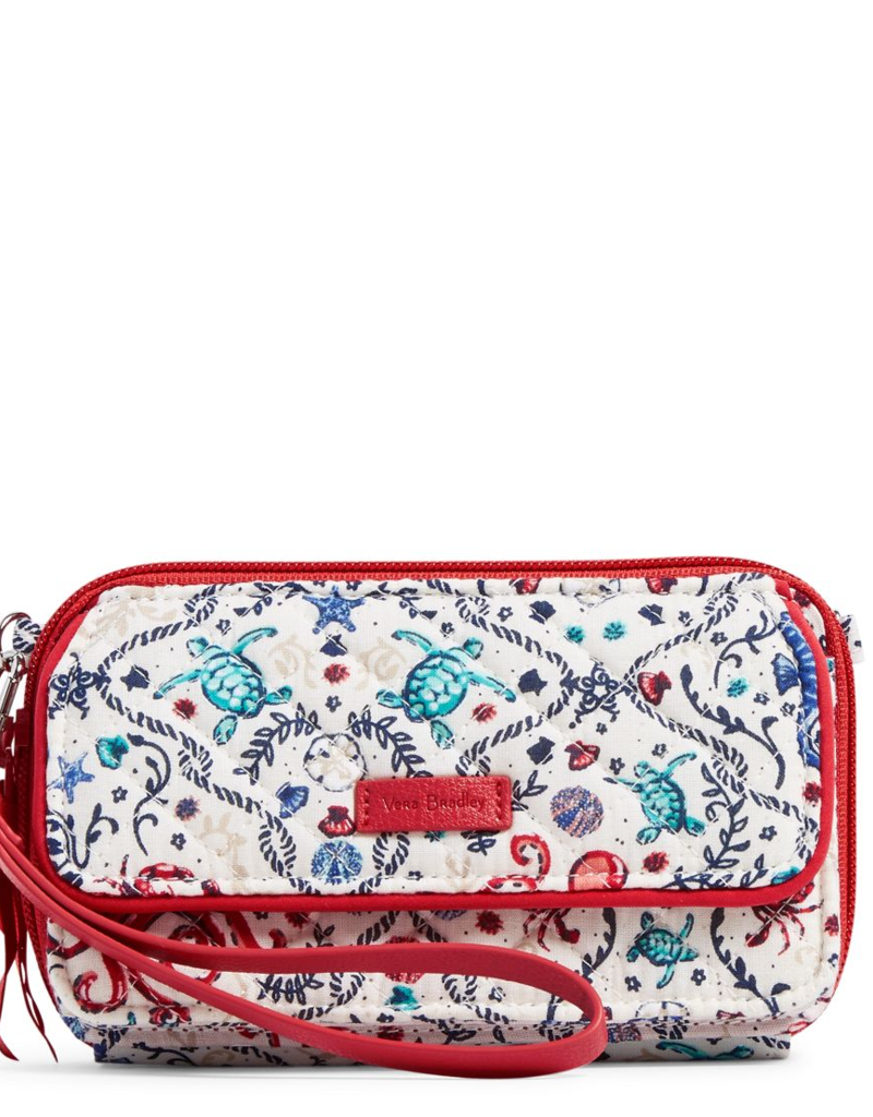 22887 Iconic RFID All in One Crossbody Sea Life