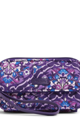 22887 Iconic RFID All in One Crossbody Regal Rosette