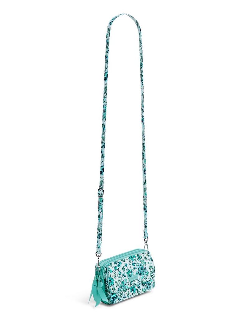 22887 Iconic RFID All in One Crossbody Cloud Vine