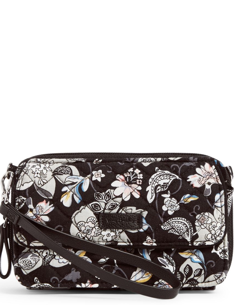 22887 Iconic RFID All in One Crossbody Holland Garden