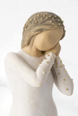 """DEMDACO Wishing Figurine, 6.5"""""""