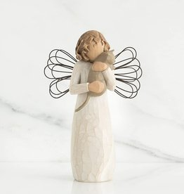 Willow Tree Figurines-Angel of Affection