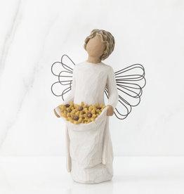 Willow Tree Figurines-Angel of Sunshine Friendship