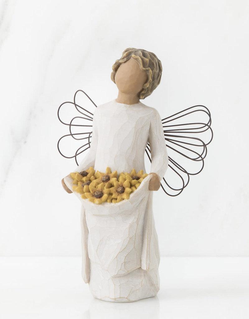 DEMDACO Angel of Sunshine Friendship Figurine