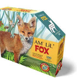 E11EVEN I AM LIL FOX - 100pc Shaped Jigsaw Puzzle