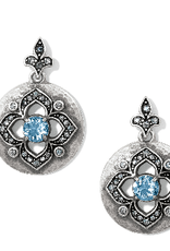 BRIGHTON JA3761 SAHARA SMALL POST DRP EARRINGS