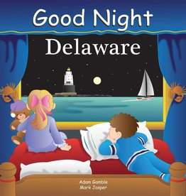 "PENGUIN RANDOM HOUSE Board Book ""Good Night Delaware"""