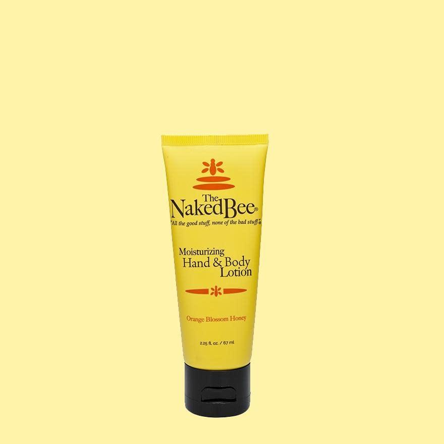 Naked Bee Orange Blossom Honey Lotion (2.25 oz) - Tyrone