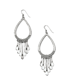 BRIGHTON JA3980 MARRAKESH OASIS FRENCH WIRE EARRINGS