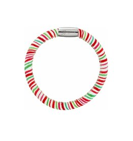 BRIGHTON Candy Stripes  Sml/Med Bracelet