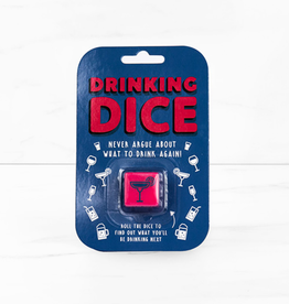 GIFT REPUBLIC LIMITED NOVELTY - Drinking Dice