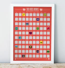 BUCKET LIST - 100 Kids Books