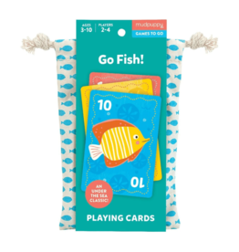HACHETTE BOOK GROUP PLAYING CARDS GO FISH