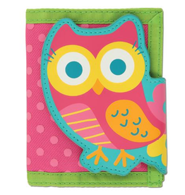 STEPHEN JOSEPH GIFTS Wallet Owl