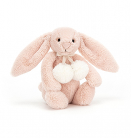 JELLYCAT INC. Bashful Blush Snow Bunny Small