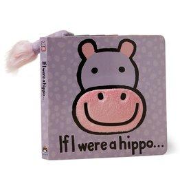 JELLYCAT INC. Book If I Were A Hippo