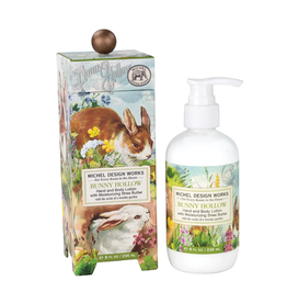 MICHEL DESIGN WORKS Hand & Body Lotion-Bunny Hollow