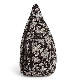 VERA BRADLEY Iconic Sling Backpack Holland Garden
