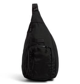 VERA BRADLEY Reactive Sling Backpack Black